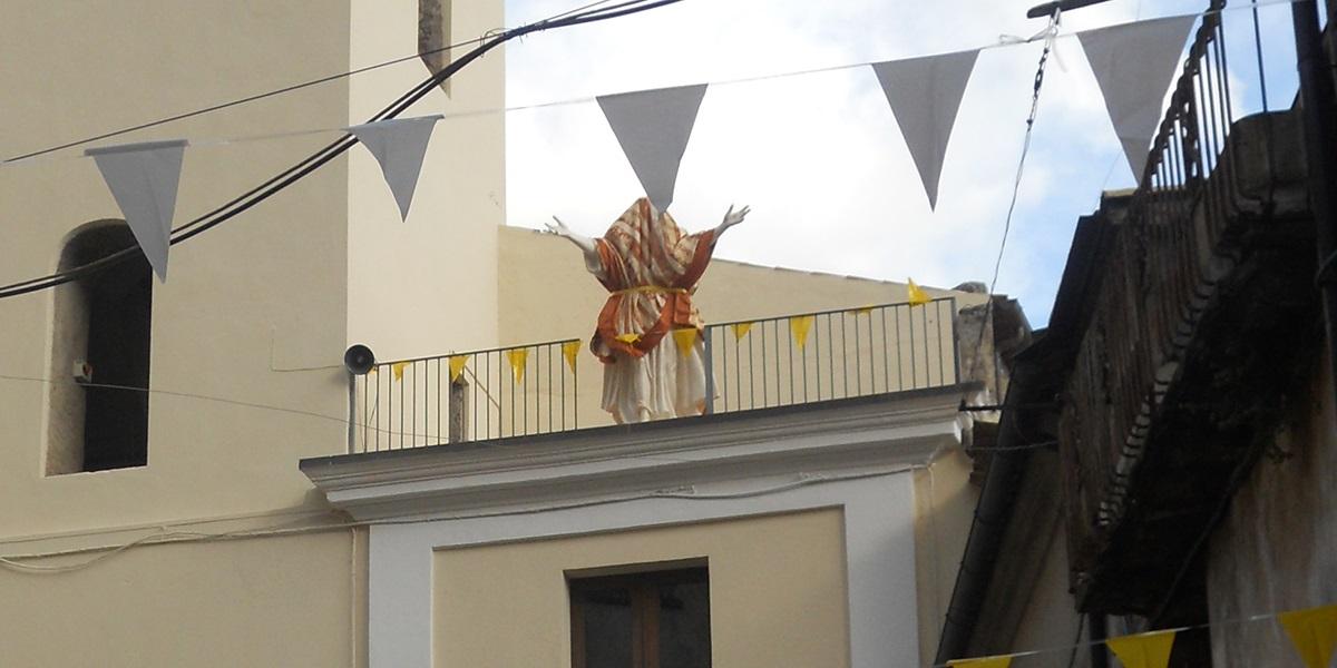 Don Pino Esposito - inaugurazione