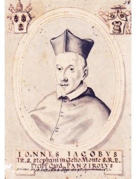 Don Pino Esposito - Giovanni Giacomo Panciroli (autore e data del ritratto sconosciuti)
