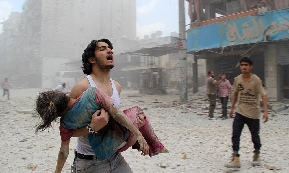 Don Pino Esposito - Guerra ad Aleppo