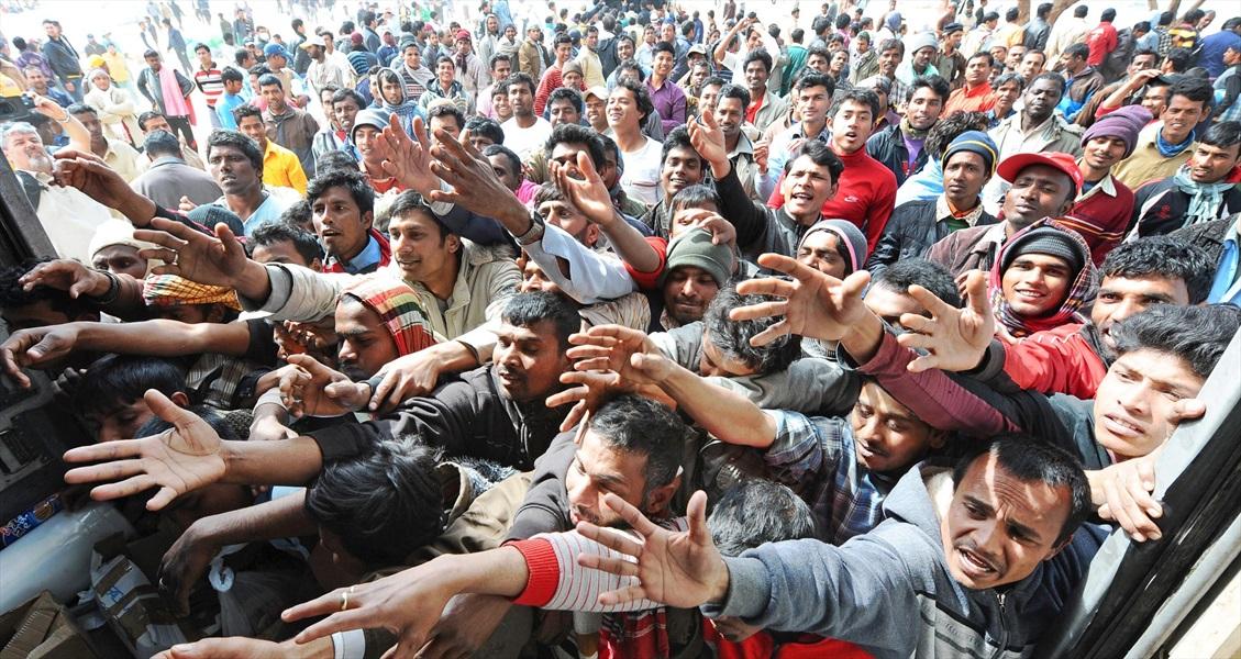 Don Pino Esposito - La crisi dei rifugiati e l'approccio cristiano: un unico grande atto di misericordia