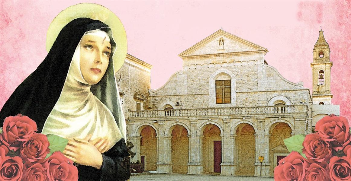 Don Pino Esposito - L'eredit�� agostiniana di Santa Rita da Cascia