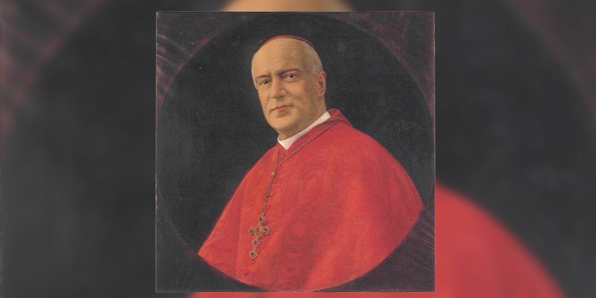 Pietro La Fontaine, Cardinale di Santa Romana Chiesa e l���ordinazione di Don Vincenzo Caroprese  - Don Pino Esposito