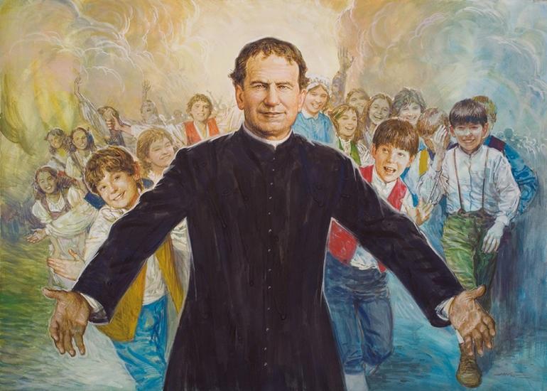 Don Pino Esposito - San Giovanni Bosco. Il sacerdote dei giovani