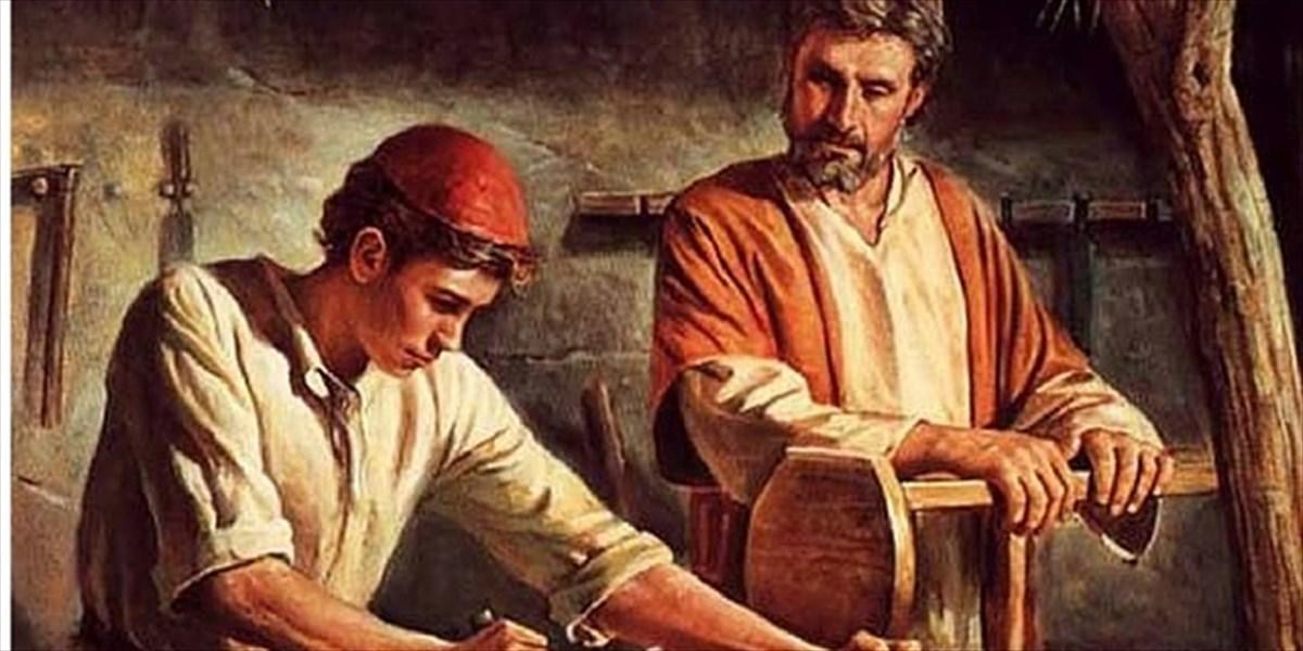 Don Pino Esposito - L'esempio di San Giuseppe