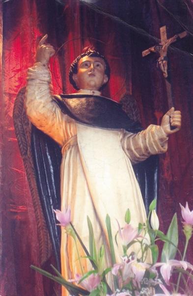 Scritto su San Vincenzo Ferrer