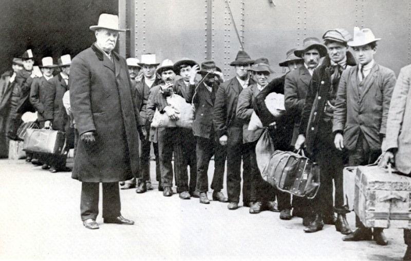 Quando i migranti eravamo noi, la storia ci insegna a capire e ad accogliere