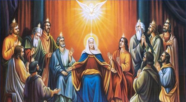 Don Pino Esposito -  Domenica di Pentecoste