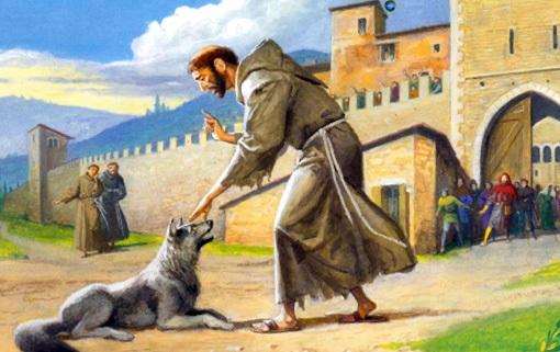 Don Pino Esposito - San Francesco d'Assisi e la sua diplomazia evangelica