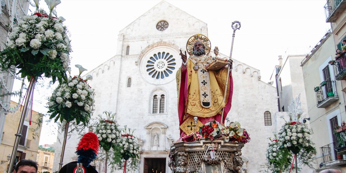Don Pino Esposito - Festa di San Nicola di Bari
