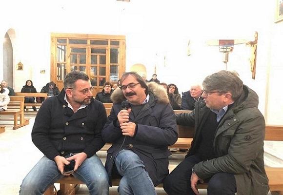 San Donato di Ninea. Esperienze professionali a confronto con Otto Torri