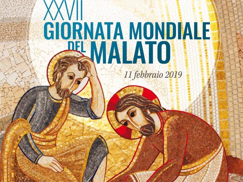 Don Pino Esposito - Preghiera per la XXVII Giornata Mondiale del Malato