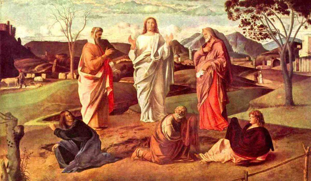 Don Pino Esposito - Dal Vangelo secondo Luca (9,28b-36)